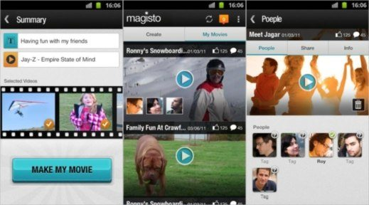 Magisto Magical Video Editor