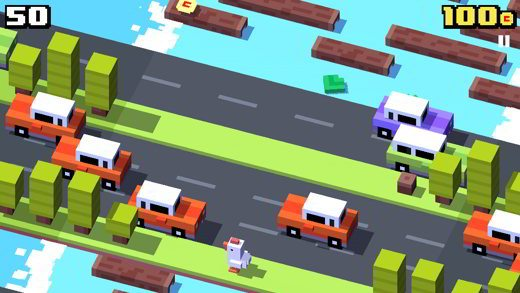 Crossy Road Personaggi Base