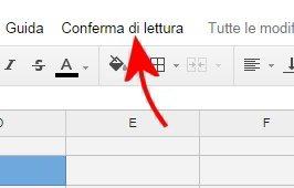 ricevuta di ritorno gmail