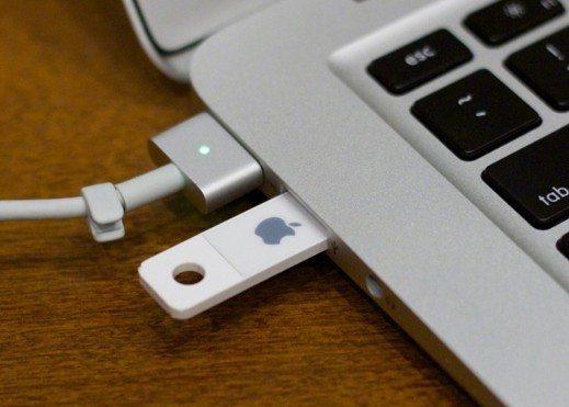 formattare USB Mac