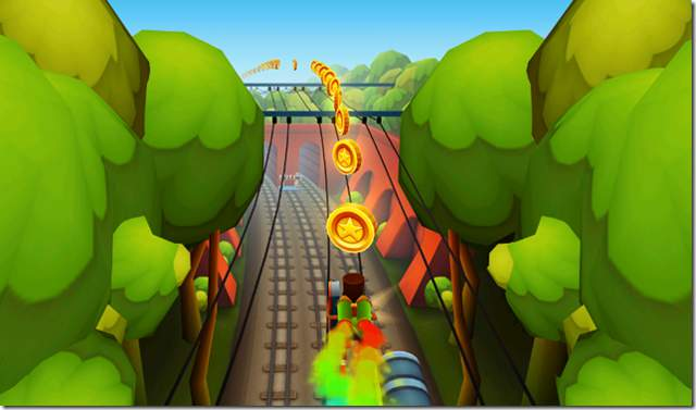 JetPack Subway Surfers
