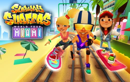 gioco subway surf