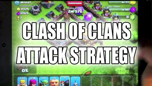 Clash of Clans strategia di attacco