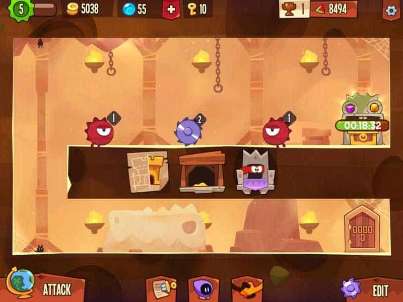 King of thieves gioco