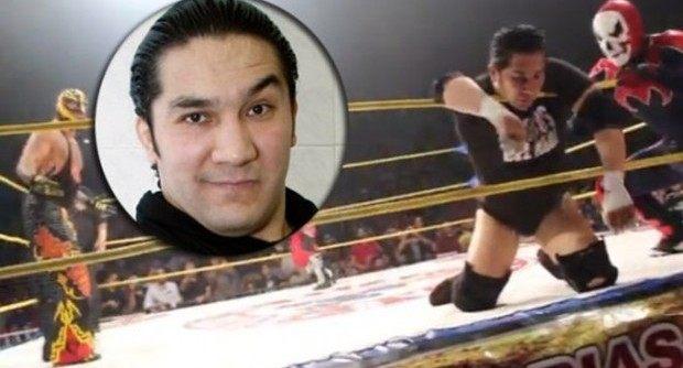 wrestling muore ramirez