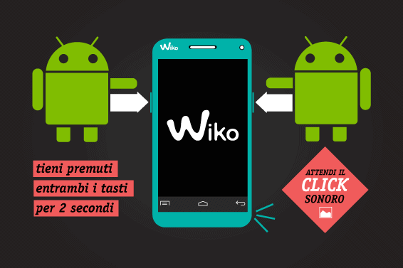 Wiko screenshot