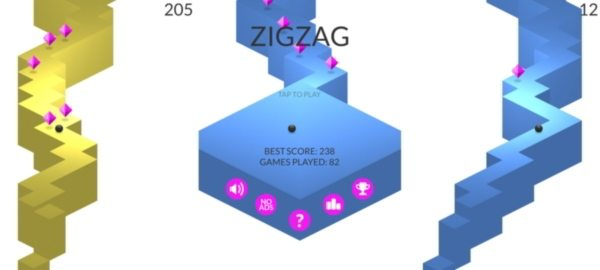 ZigZag percorsi colorati