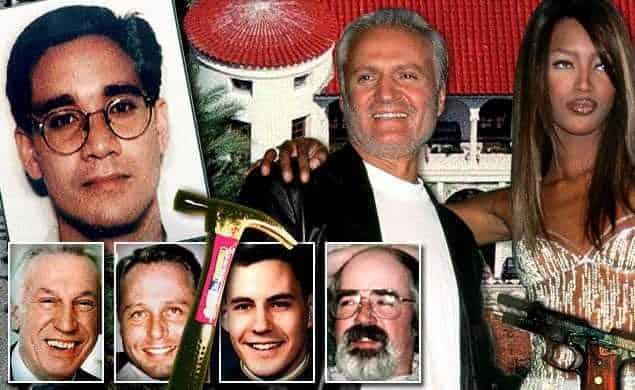 Il serial killer Andrew Cunanan