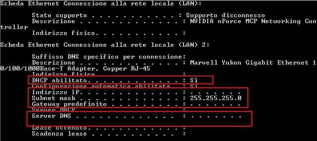 connessione wifi limitata windows 10