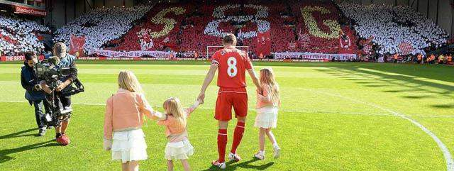 Gerrard addio al Liverpool