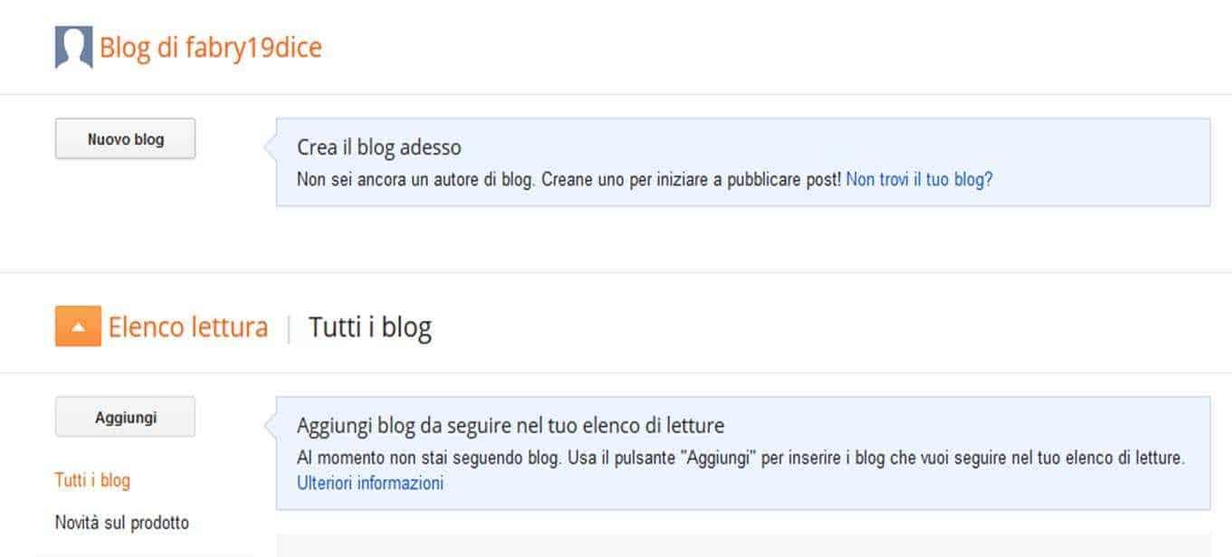 Nuovo Blog