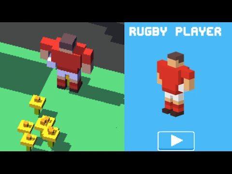 GIocatore di Rugby
