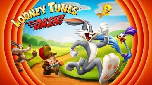 gioco looney tunes la corsa
