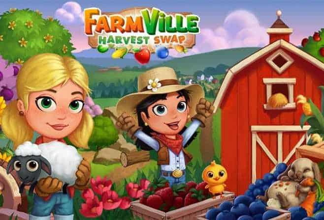 Farmville coltiva e combina