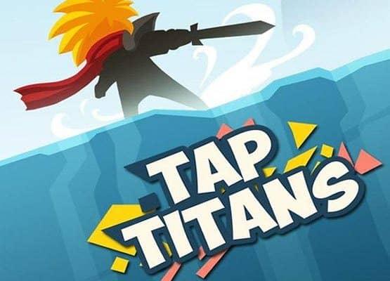 Tap Titans religuie