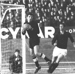 Dino Zoff agli esordi