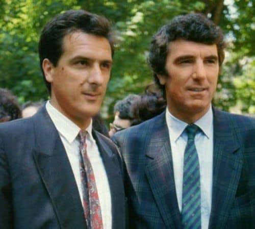 Dino Zoff e Gaetano Scirea