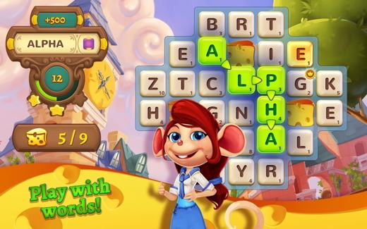 alphabetty saga come si gioca - Come giocare a Alpahbetty Saga: le tessere, le corone, i booster e i manufatti