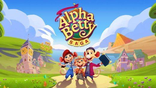 Alphabetty Saga