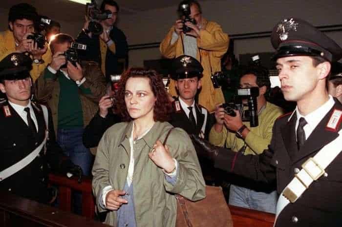 Laura Antonelli arrestata