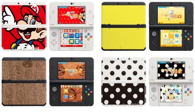 New Nintendo 3DS e 3DS XL