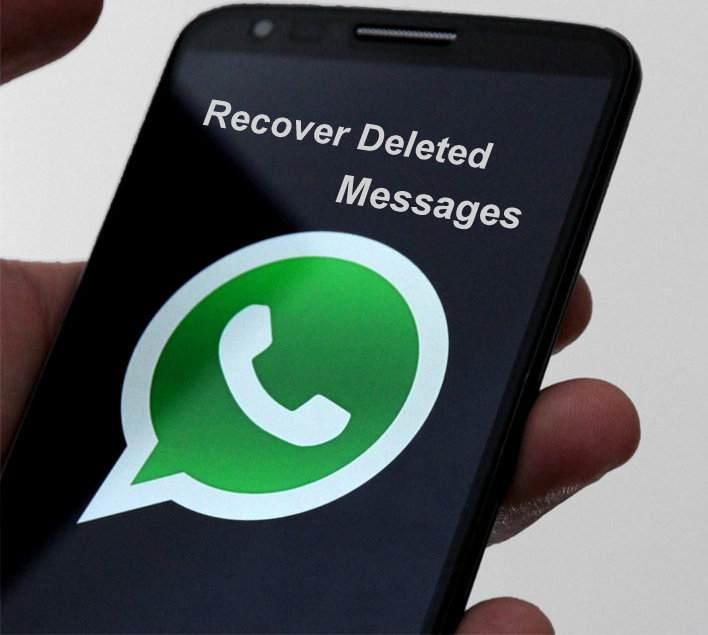 WhatsApp recuperare messaggi