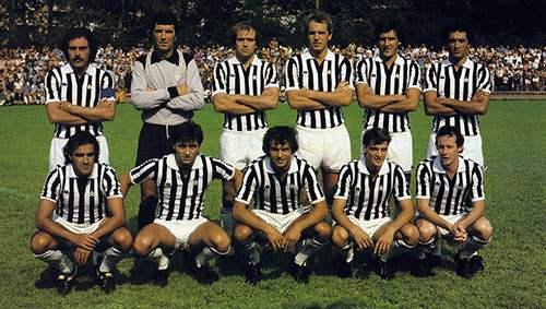 Zoff alla Juventus