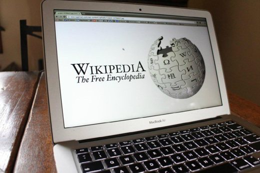 Come scaricare Wikpedia
