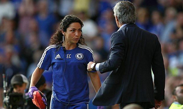 Carneiro e Mourinho