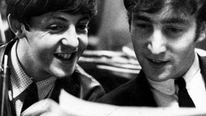 Paul McCartney e John Lennon