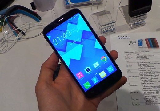Alcatel Pop C9 hands on