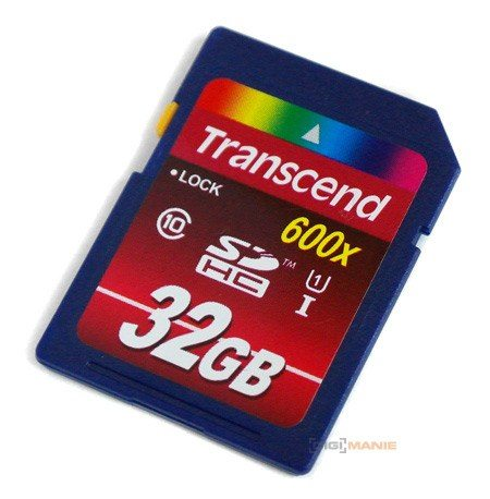 Transcend Ultimate 600X