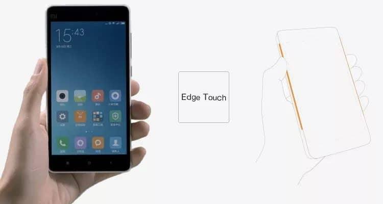 Edge Touch Xiaomi Mi4c