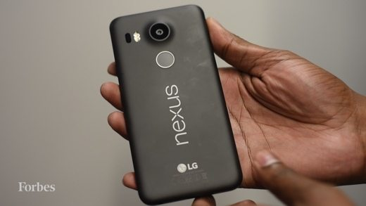 Nexus 5X hands on