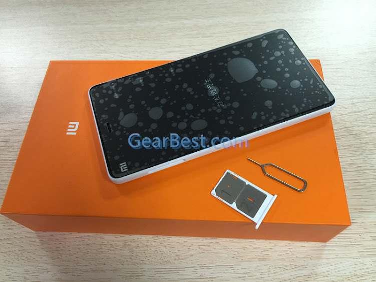 Xiaomi Mi4c confezione