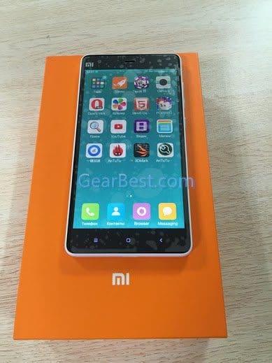 Xiaomi Mi4c Gearbest
