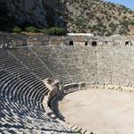Risposta anfiteatro