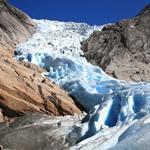Risposta ghiacciaio