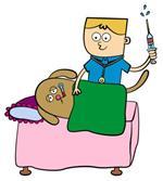 Risposta veterinario