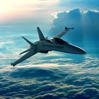 Risposta aereo da caccia