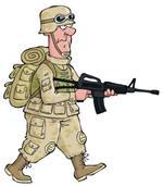 Risposta soldato