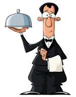 Risposta cameriere