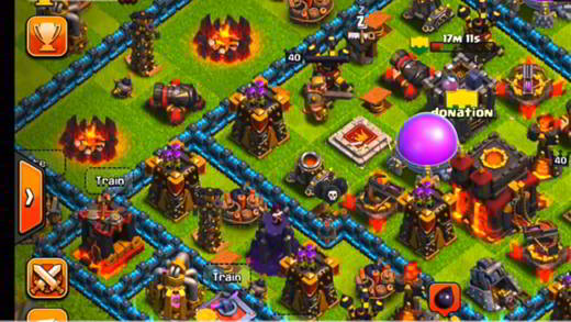 difese clash of clans