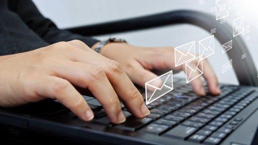 inviare mail anonime