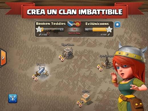 Come diventare membro di un clan