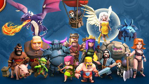 Come creare un esercito in Clash of Clans