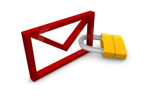 Come inviare email criptate