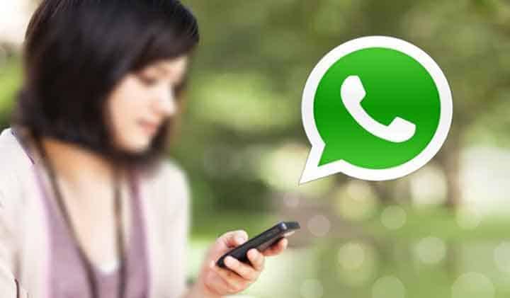 Come inviare un messaggio di gruppo in copia nascosta con WhatsApp