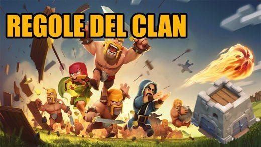 Le regole del Clan