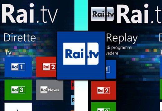 La tv del giorno dopo RAI